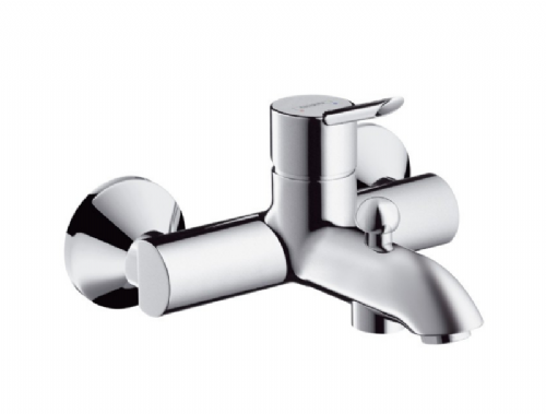 Hansgrohe (HG31742000) Focus-S Single-Lever Mixer For Bath In  Chrome